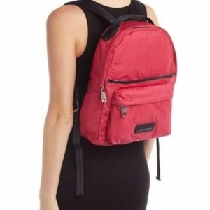 Gorgeous Marc Jacobs Pink Nylon Backpack